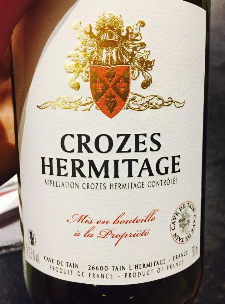 Crozes-Hermitage 21/06/2017